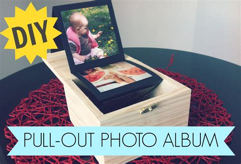 Pull Out by Diy Pull Out Photo Album