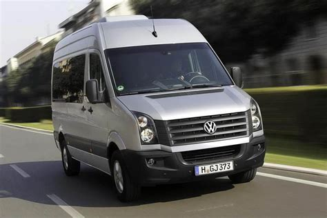 Volkswagen Crafter Usa by 2016 Volkswagen Crafter Pictures Information And Specs