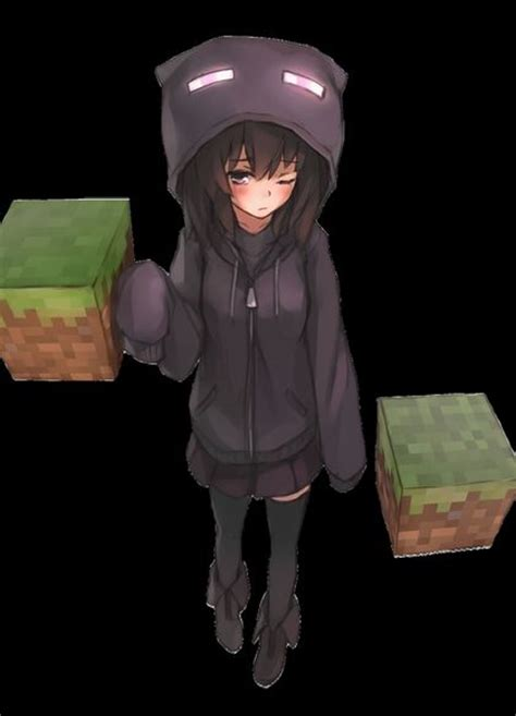 minecraft anime girl wallpaper minecraft anime girls transparent minecraft anime girls