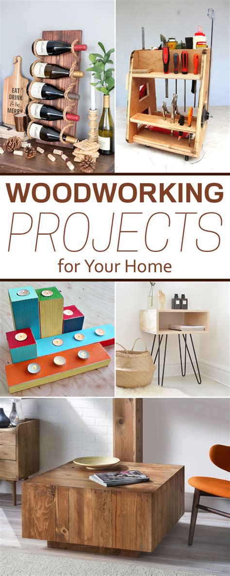 woodworking home projects 13 great woodworking projects for your home