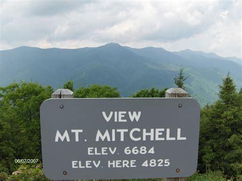 mount mitchell north carolina northcarolinageography home