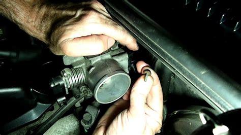 throttle position sensor replacementredo youtube