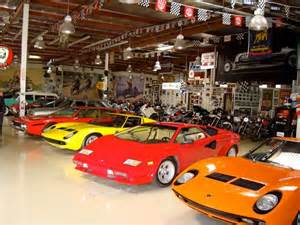inside leno s garage leno s car dreams
