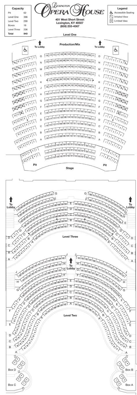 opera house lexington ky promoter s guide lexington opera house