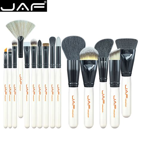 1 Set Makeup Viva jaf brand 15 pcs makeup brush set professional make up