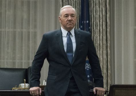 kevin spacey house of cards house of cards to write out kevin spacey for final season report tvline