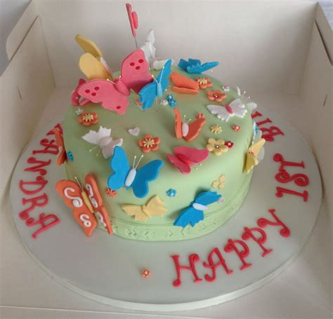 birthday cake butterfly cakes decoration ideas little birthday cakes