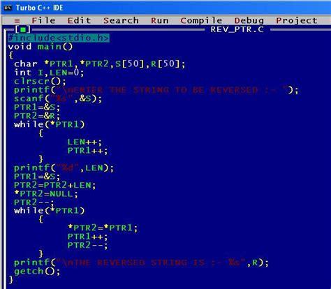 String Program - archives helperadvice