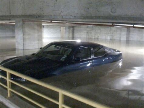 utsw parking garage floods  magazine