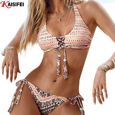 Handmade Bikinis - 2016 new handmade crochet bikinis swimsuit push up