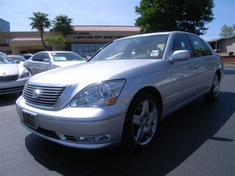 how do i learn about cars 2005 lexus ls parental controls yse car of the week 2005 lexus ls430 the truth about cars