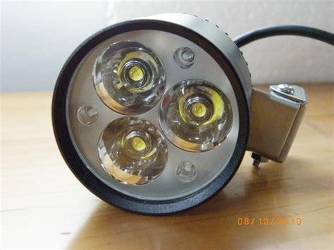 550lm 12v High Power Led Spot Light For Motor Bike Car Ebay How To Power Led Lights