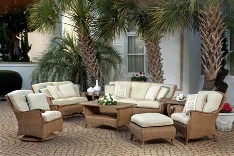deck furniture sets – Herve 5 Piece Deep Seating Furniture Set   OAL7144