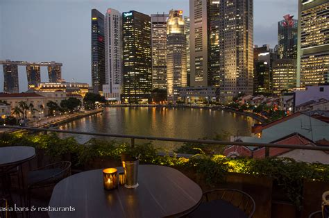 singapore roof top bars southbridge rooftop bar in singapore asia bars