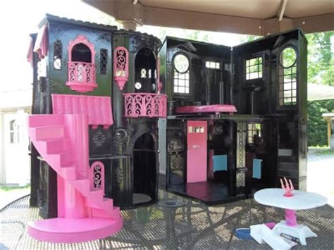 librero ataud monster high casa da monter high fake