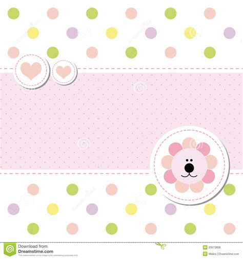 Card Design Baby Arrival Announcement Card Royalty Free Baby Designs For