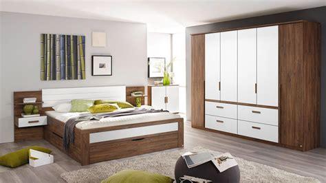 Schlafzimmer Set Eiche by Schlafzimmer Set Bernau In Eiche Stirling Und Wei 223