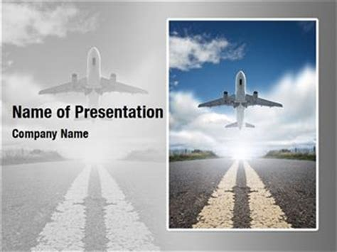 take point on air plane powerpoint templates air plane powerpoint
