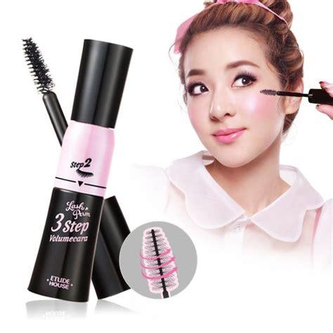 Eyeliner Etude 3 Step Berkualitas etude house lash perm 3 step volumecara reviews photos