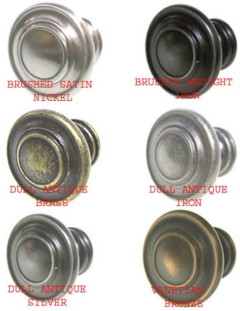 Door Knob Colors 1253 Cabinet Door Knob In Brushed Satin Nickel Brushed