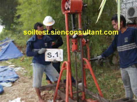 Alat Sondir Test soil testing indonesia geotechnical engineering test tanah