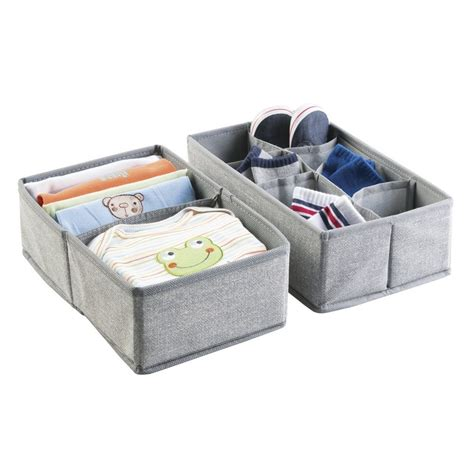 Clothes Organizer Karakter 4 20 ways to get the nursery in order with clothing dividers