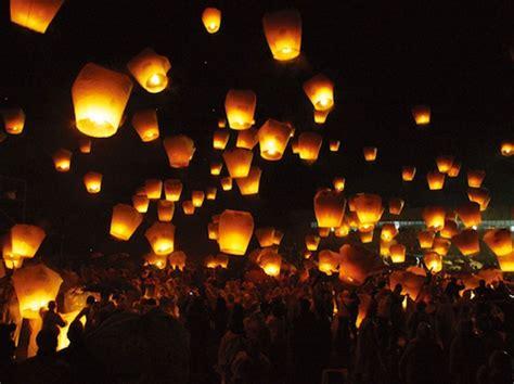 lanterna volante fai da te lanterne volanti fai da te