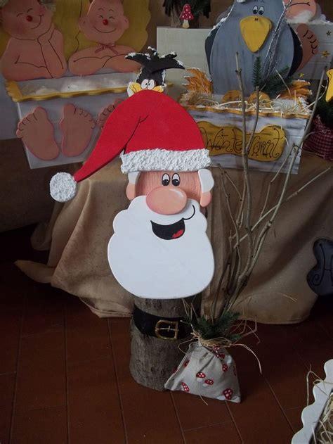 Weihnachtsmann Aus Baumstamm by 17 Best Images About Holzdeko Baumstammfiguren