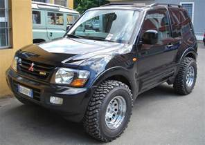 Tyres For Mitsubishi Pajero Pajero Wheels And Tyres Tough Packages Autocraze