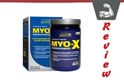 myo x supplement myo x supplement review can it really build