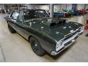 1968 Dodge Dart Gts For Sale 1968 Dodge Dart Gts For Sale Classiccars Cc 703884