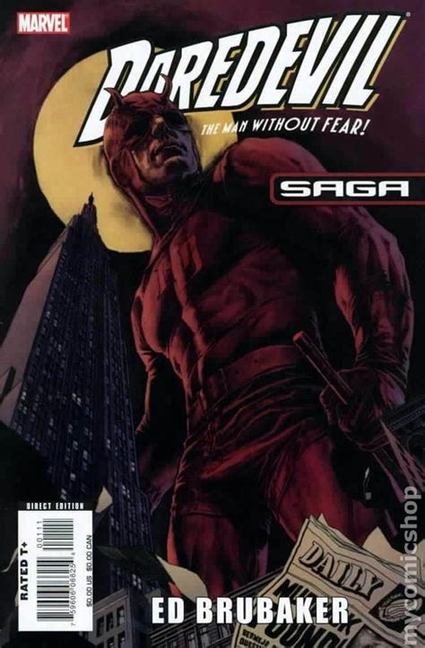 libro daredevil by ed brubaker daredevil by ed brubaker saga sler 2008 comic books