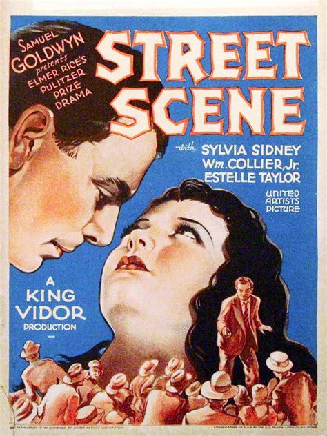 film it wikipedia street scene film wikipedia
