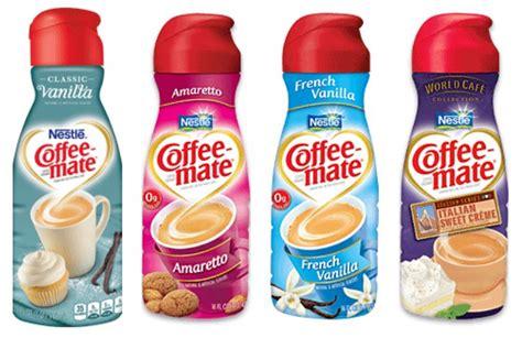 Coffee Mate Creamer coffeemate creamer as low as 74 162 each targetdeals