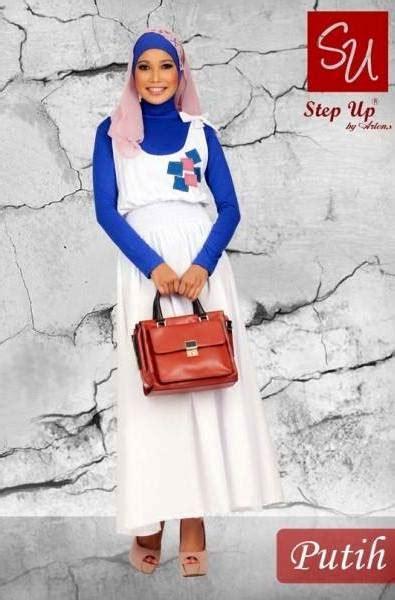 Gamis Pesta Kembaran Ibu Anak 39rayyana39 By Hawwaaiwa su raida putih baju muslim gamis modern