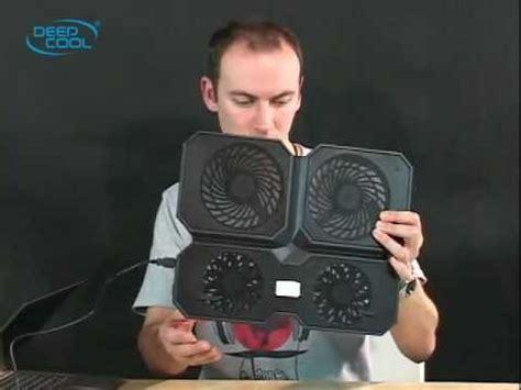 Deepcool Multicore X6 deepcool multi x6 notebook cooler overview
