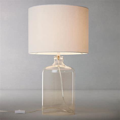 Buy John Lewis Croft Collection William Glass Bottle Table Lewis Bedroom Lighting