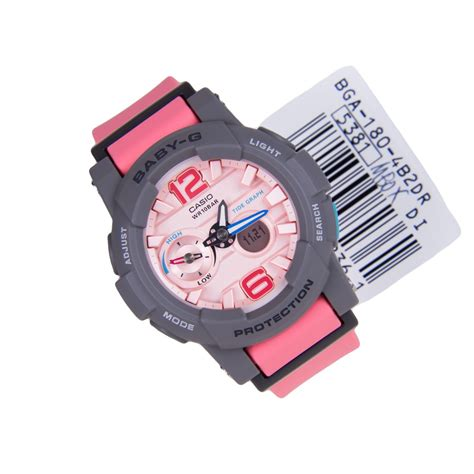 Casio Bga 180 4b casio baby g analog digital watches bga 180 4b2dr