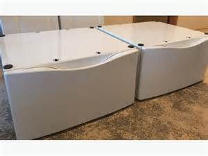 pedestal for washer dryer pedestal for kenmore washer or dryer central saanich