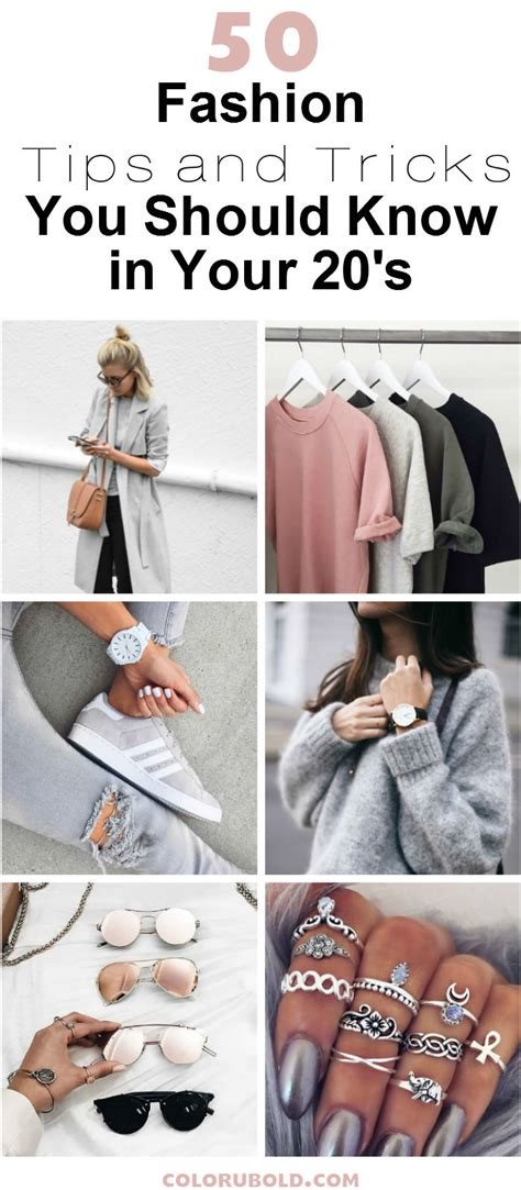Fashion Tips You Will by 50 Fashion Tips And Tricks You Should To Save Your