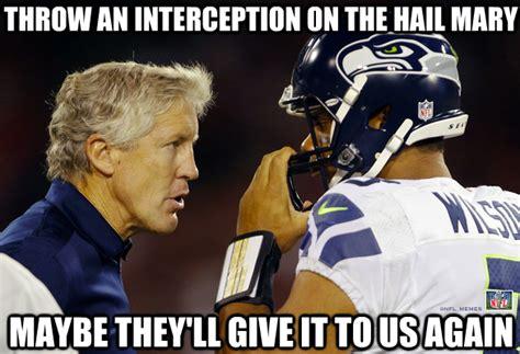 Pete Carroll Memes - russell wilson super bowl meme memes