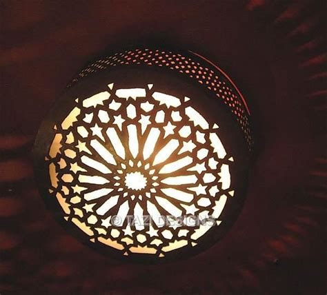 moroccan light fixtures ceiling light middle eastern