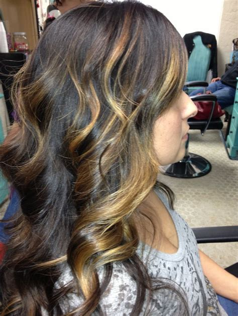 pictures of ombre highlights ombr 233 highlights hair pinterest