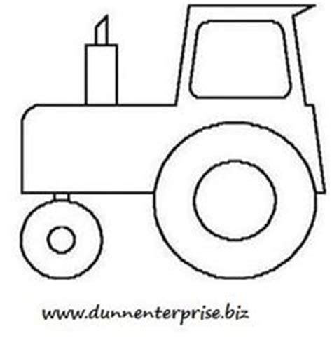 tractor template to print how to draw a tractor step by step drawing