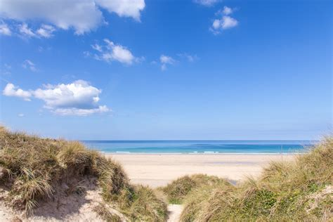 5 Beautiful Places To Be by 5 Beautiful Places To Visit From Gwithian Sands In