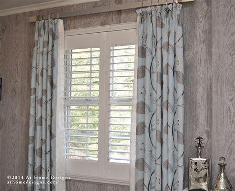 Home Window Treatments Custom Window Treatments At Home Designs