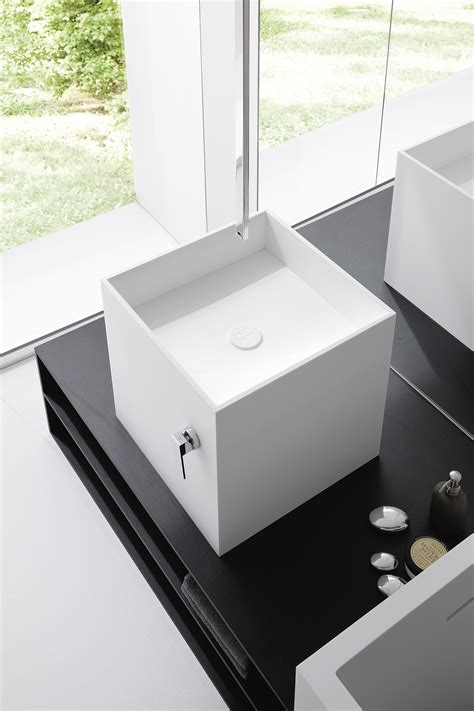Unico Countertops unico countertop washbasin by rexa design