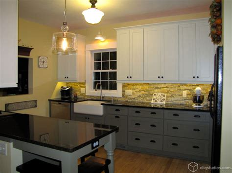 two tones style with kitchen colors with dark wood two tone galley kitchen traditional kitchen