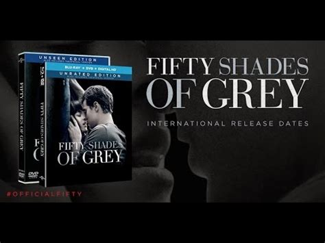 fifty shades of grey movie age rating 50 shades of grey blu ray dvd review youtube