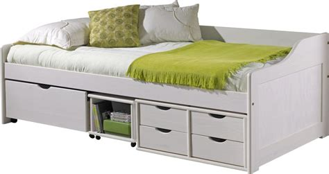 lit blanc 1 personne maison design wiblia